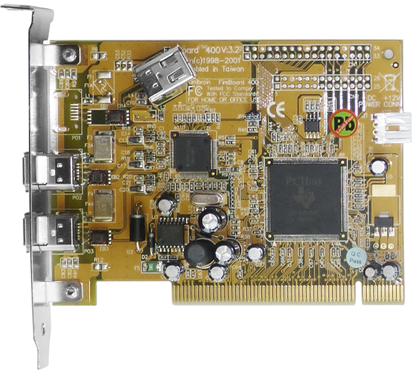 FIREBOARD-BLUE 1394A PCI ADAPTER DRIVERS FOR WINDOWS