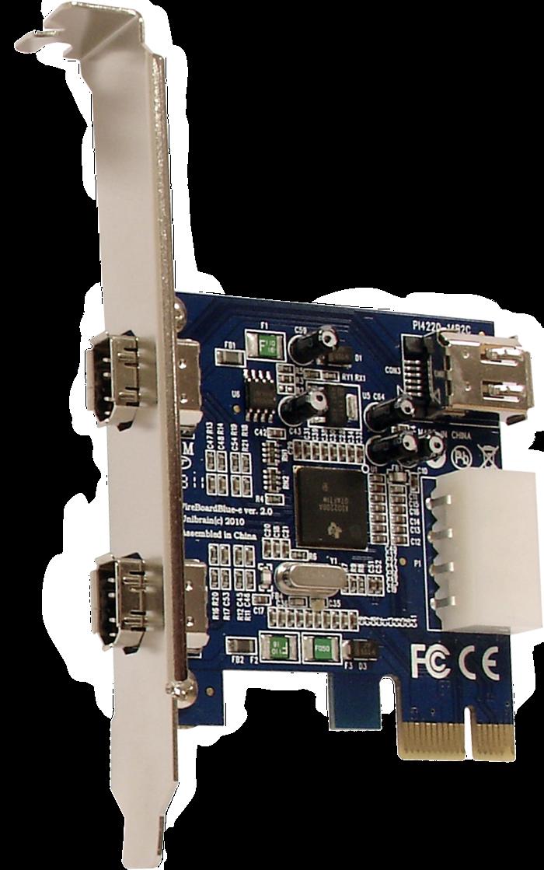 unibrain 1394 firenet adapter driver